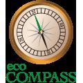 エコ・コンパス ロゴ